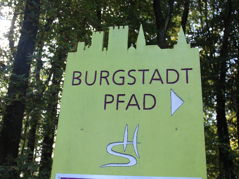 Traumschleife Burgstadt-Pfad