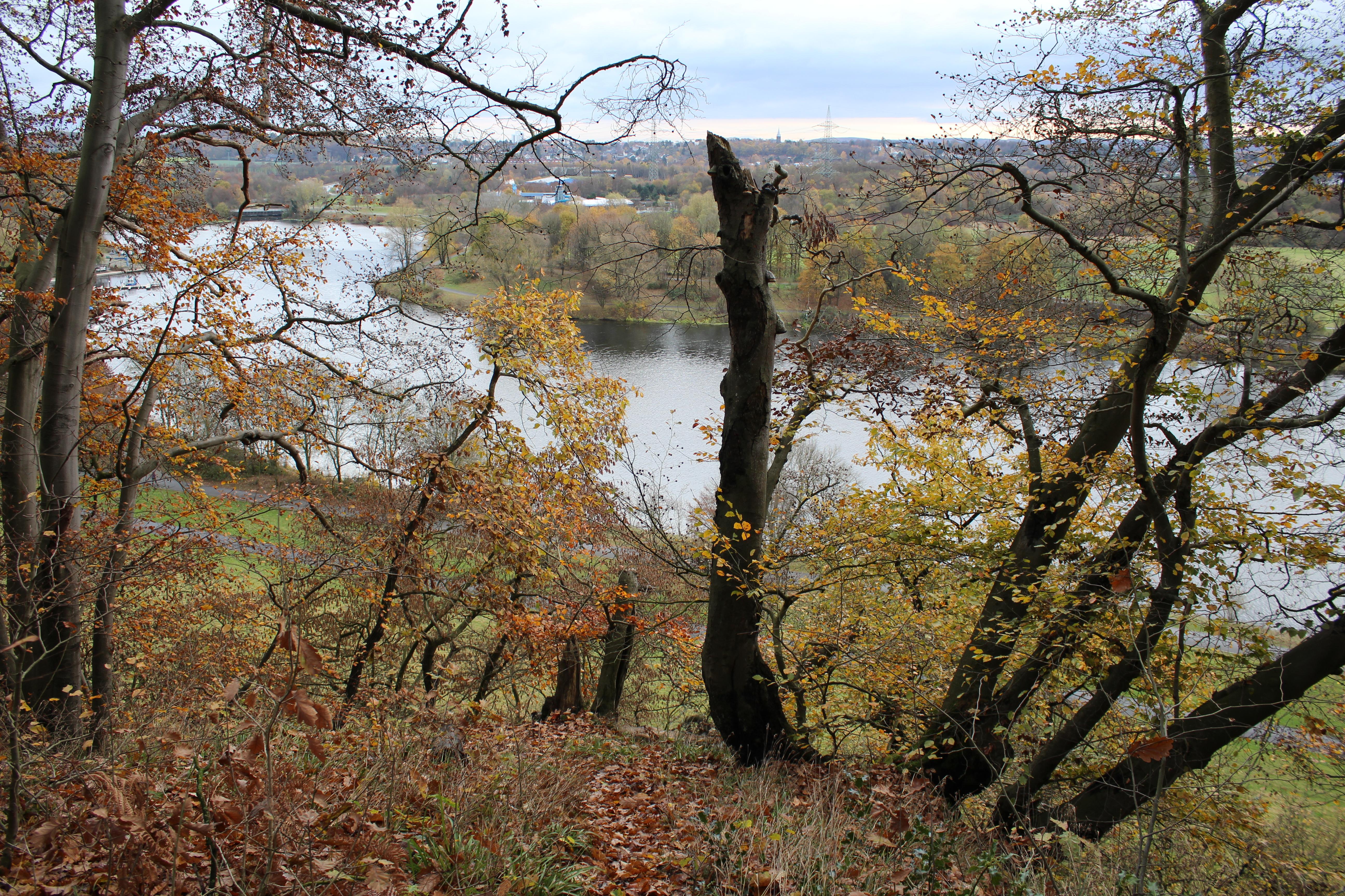 Zwischen Kemnader See und Ruhr Uni